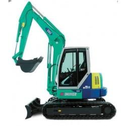 Miniescavatore IHIMER 40 XV3