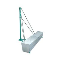 Puntello da esterni per elevatori con portata max. 200 kg