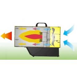 Generatori d'aria calda a gas MASTER