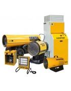 Riscaldamento e Raffreddamento con generatori -Edilcentro srl